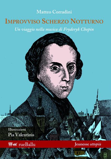 Improvviso scherzo notturno, di Matteo Corradini, ill. di Pia Valentinis