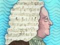 L'ultima fuga di Bach, di Chiara Carminati, ill. di Pia Valentinis