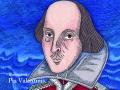 William Shakespeare e la tempesta del guanto mascherato, di Lina Maria Ugolini, ill. di Pia Valentinis