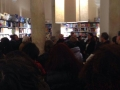 Alessandro Sanna - In libreria - foto di Luca Curtaz