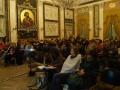 Alessandro Sanna- l'incontro a Palazzo Tursi - foto di Enrico Pierini