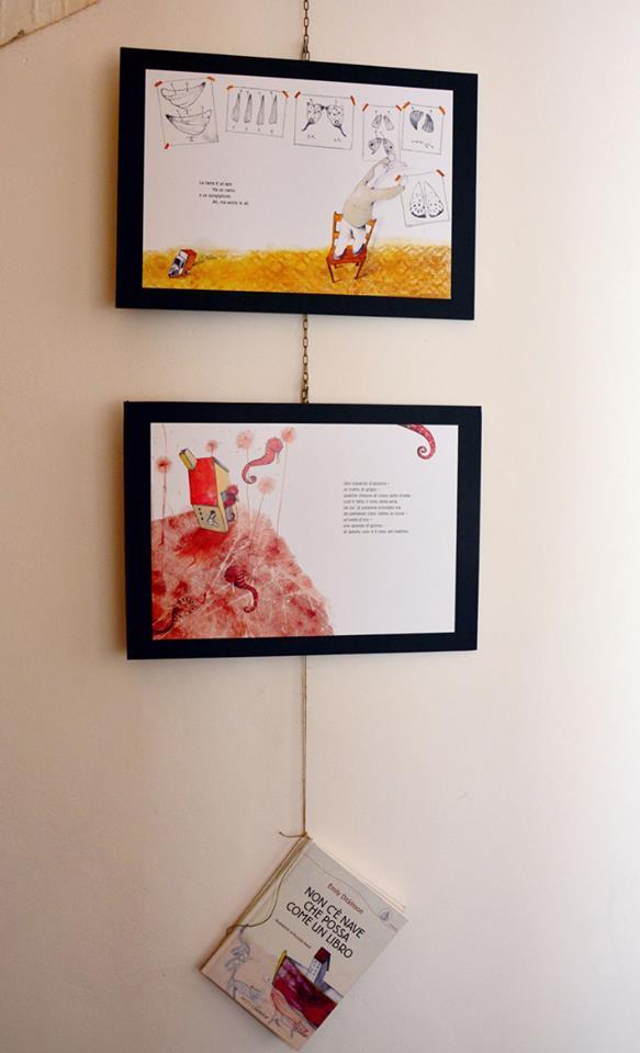 """L'inaugurazione della mostra """"Il suono della conchiglia"""""""