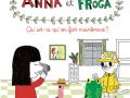 Anna et Froga di Anouk Ricard, Sarbacane