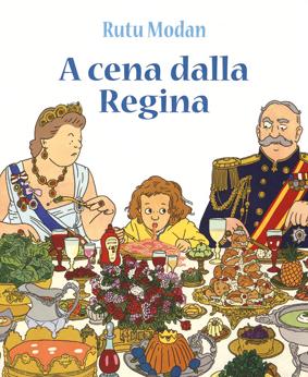 A cena dalla regina, di Rutu Mondan, Giuntina, 2014