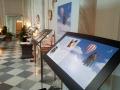 L'allestimento della mostra al Lifestylestore Garibaldi 12