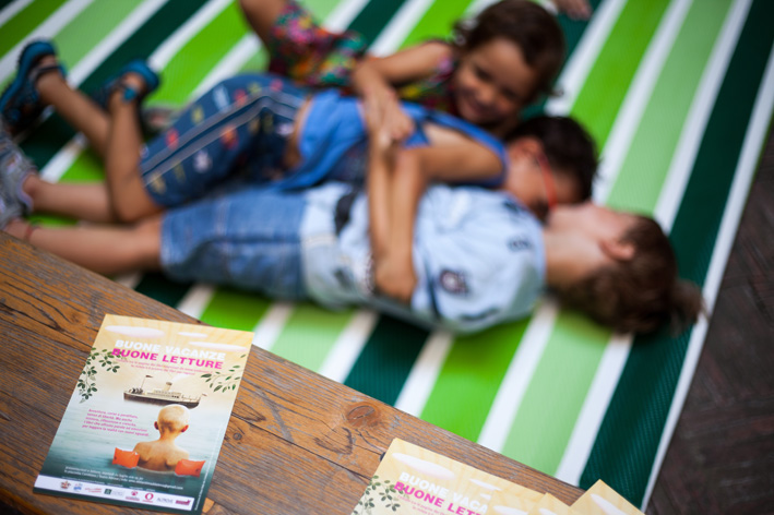 """""""Buone vacanze buone letture"""" foto di Valeria Piras"""