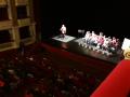 003. La festa finale al Teatro dell'Archivolto con Giorgio Scaramuzzino