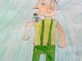 022. I personaggi di Roald Dahl realizzati dai bambini delle scuole primarie genovesi