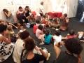 015. Le letture nello spazio Kids in the city di Palazzo Ducale