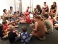 012. Le letture nello spazio Kids in the city di Palazzo Ducale