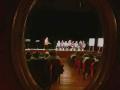 004. La festa finale al Teatro dell'Archivolto con Giorgio Scaramuzzino
