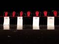 000. La festa finale al Teatro dell'Archivolto con Giorgio Scaramuzzino