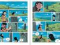 La memoria dell'acqua (Tunué) di Mathieu Reynès e Valérie Vernay