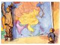 La mappa dei sogni  (Il Castoro, 2008) di Uri Shulevitz
