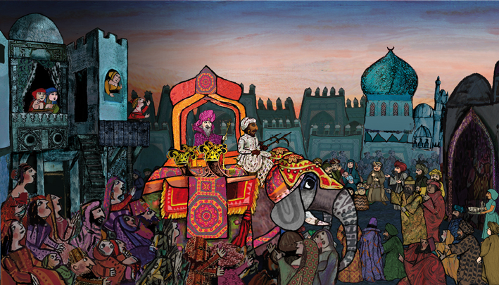 Le avventure di Aladino