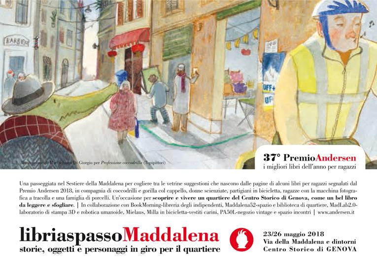 invito_libri a spasso Maddalena