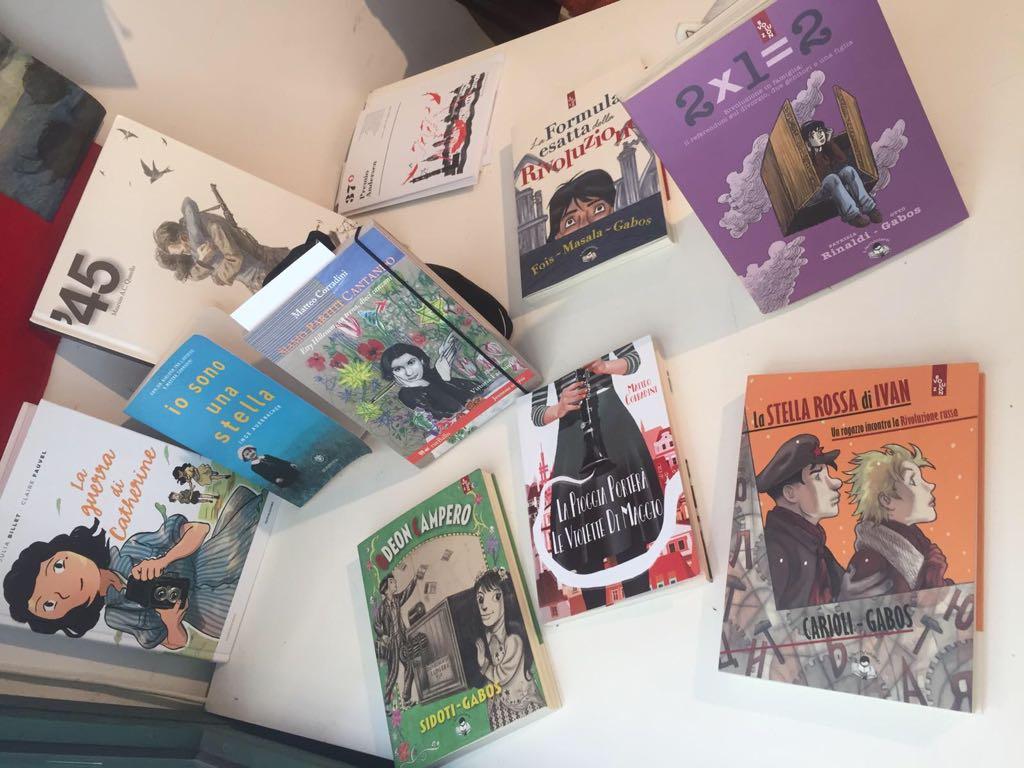 I libri finalisti del Premio Andersen da Maddalena52