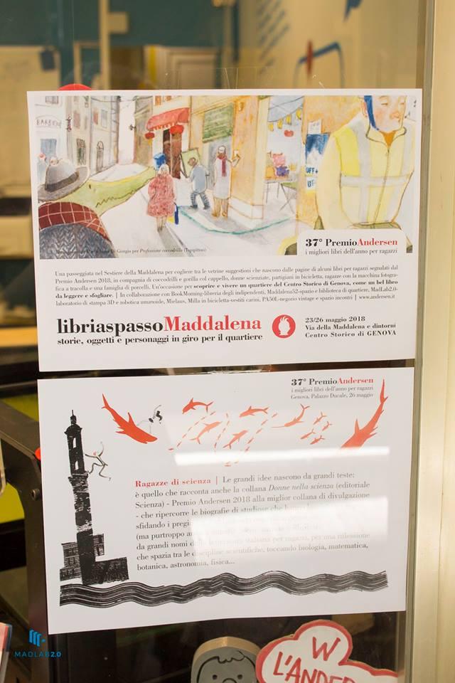I libri finalisti del Premio Andersen da MadLab