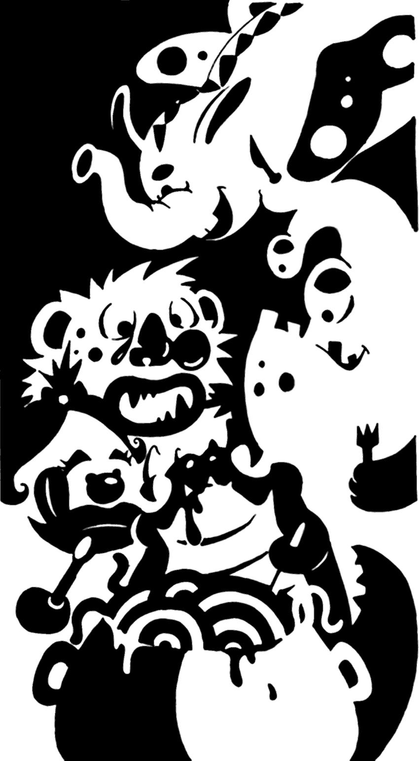 illustrazione di Anna Mosca - Genoa Comics Academy