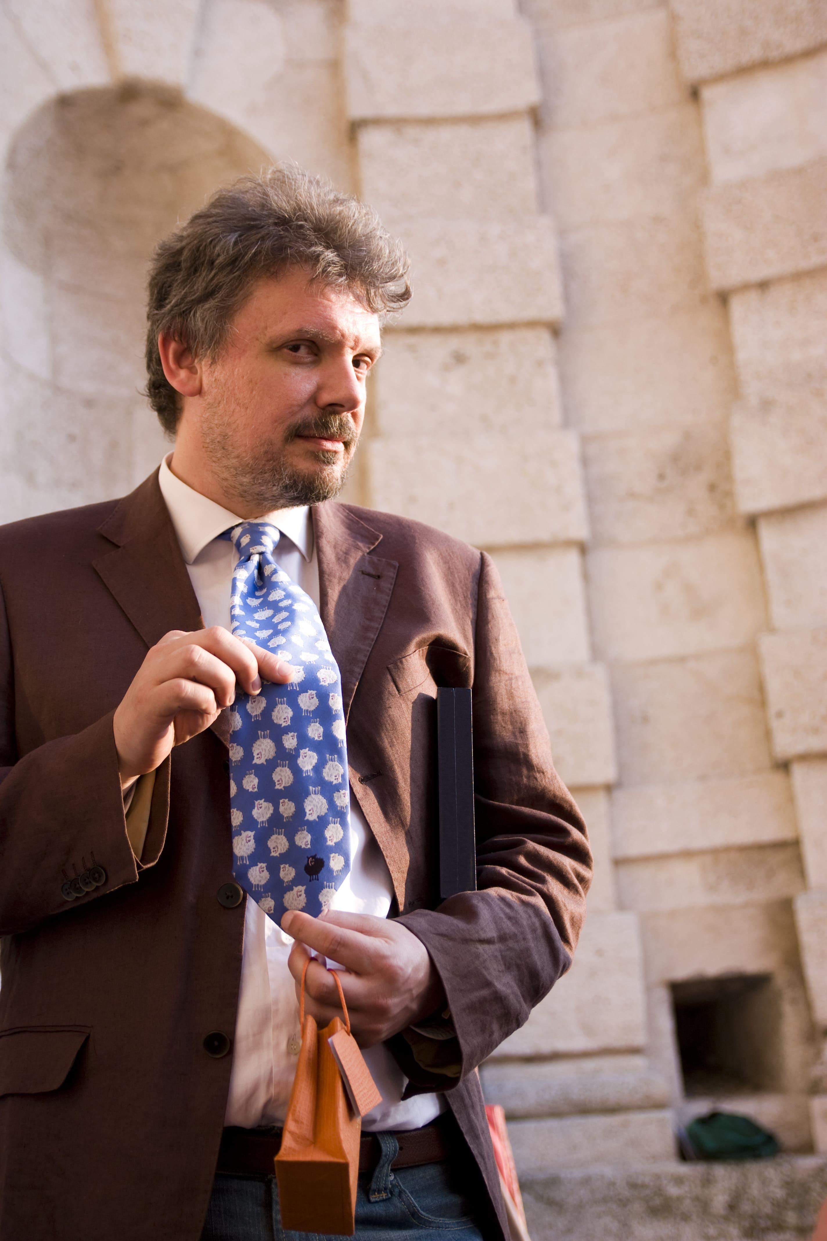 Premio Andersen 2011 - Andrea Valente  - foto di Mara Pace