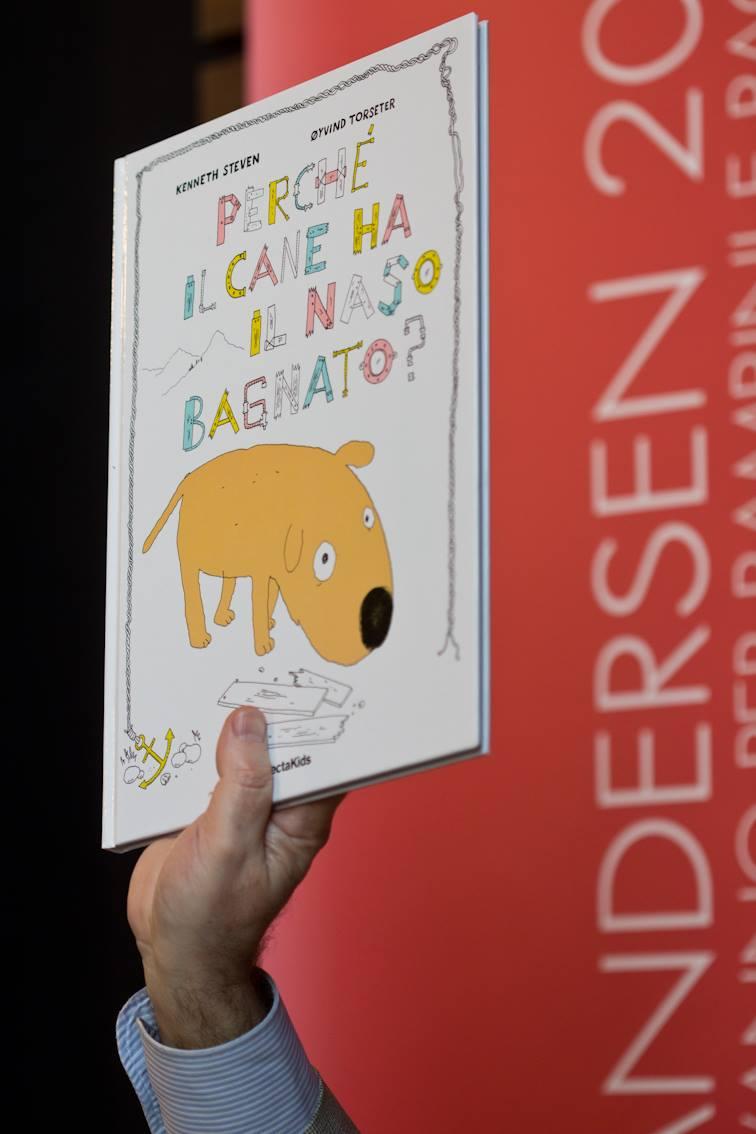 Perché il cane ha il naso bagnato?, miglior libro 6/9 anni Electa editore