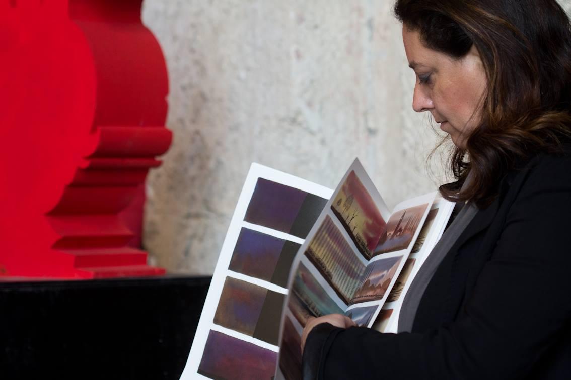 Barbara Schiaffino, direttore della rivista Andersen sfoglia Fiume Lento