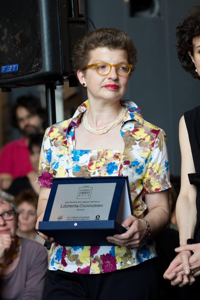 Premio Roberto Denti, Libreria Cuccumeo