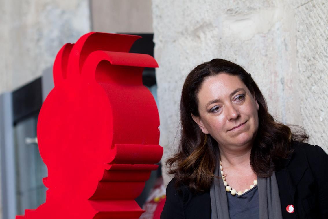 Barbara Schiaffino, direttore della rivista Andersen