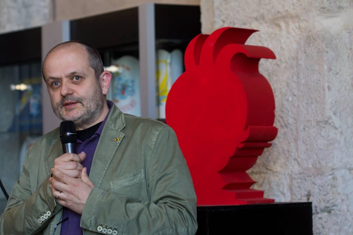 Fabrizio Silei, miglior scrittore
