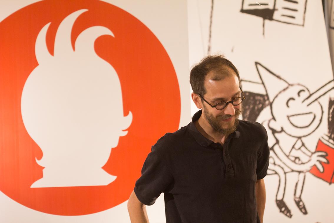 Giordano Aterini (Rizzoli) - foto di Mara Pace