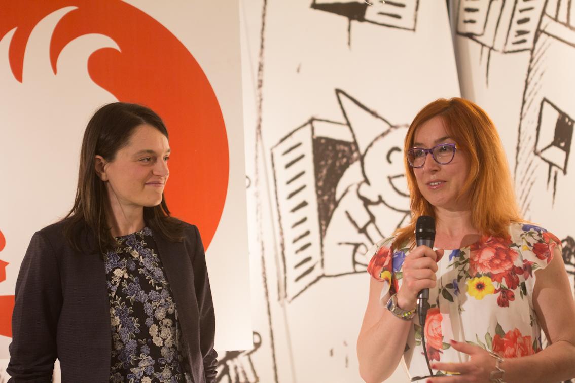 Francesca Segato e Sara Saorin (Camelozampa) Camelozampa - foto di Mara Pace