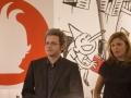Alessio di Renzo e Giusi Cataldo (Cooperativa IlTreno onlus) - foto di Mara Pace