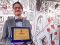 Superpremio Andersen Gualtiero Schiaffino a Il rinomato catalogo Walker & Dawn (Mondadori) di Davide Morosinotto - foto di Mara Pace