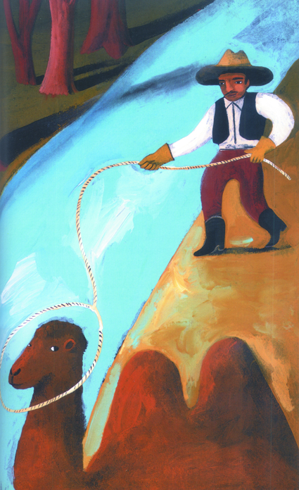 Il canto della mia terra. Racconti dalla valle del Rio Grande, Mondadori 2004