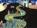 Nella terra dei sogni, RIzzoli, 2012