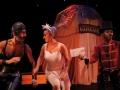 immagini dello spettacolo Chapiteau e di altre attività di animazione della Fondazione Theodora.