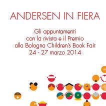 Andersen alla Fiera di Bologna