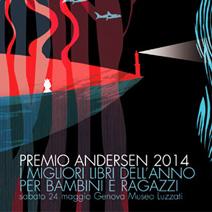 I vincitori del Premio Andersen 2014