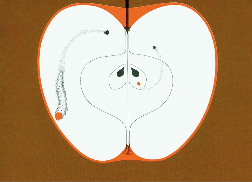 Iela Mari, La mela e la farfalla, Babalibri