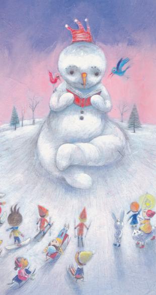 copertina dicembre - eva montanari