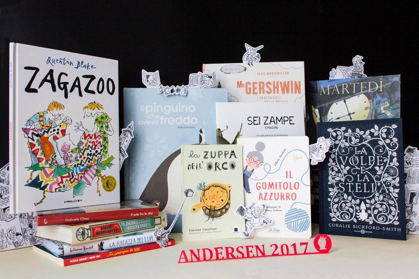 4009599c6e14 ... la rivista ANDERSEN annuncia i vincitori della 36ma edizione del PREMIO  ANDERSEN, il più ambito riconoscimento attribuito ai libri per ragazzi, ...