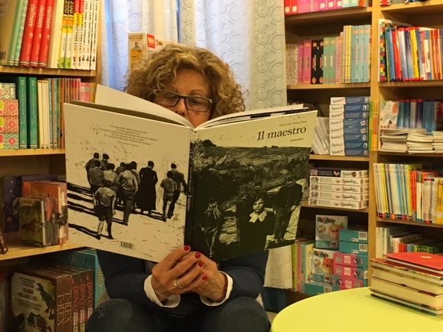 Laura Togni e Franca Morelli, Libreria Fantasia, Bergamo