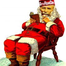 Una storia di Natale, umorismo e illustrazione: chi è il Garibabbo?