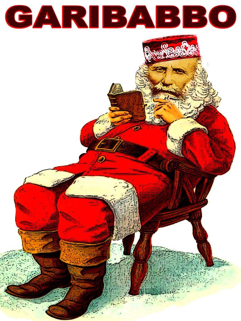 Babbo Natale e il Garibabbo di Skiaffino