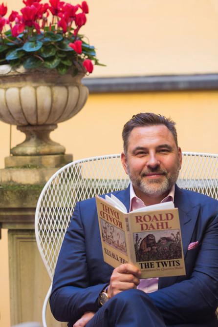 David Walliams leggevo che ero