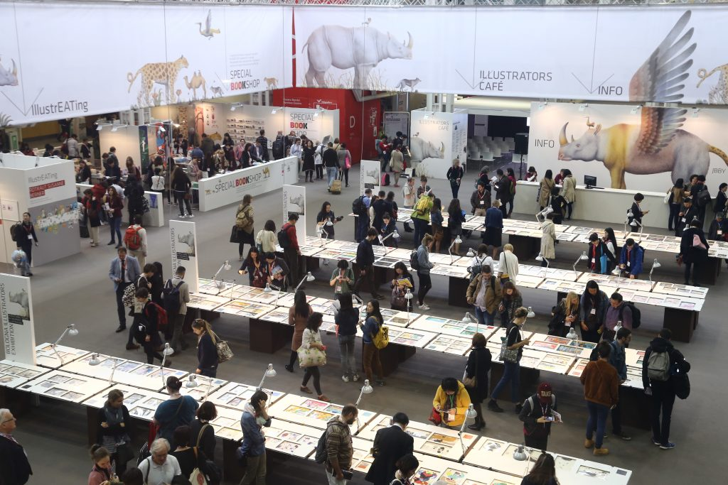 Mostra Illustratori Bologna Children's Book Fair