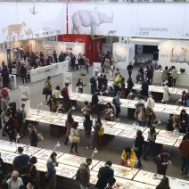 Bologna Children's Book Fair: Mostra Illustratori 2018