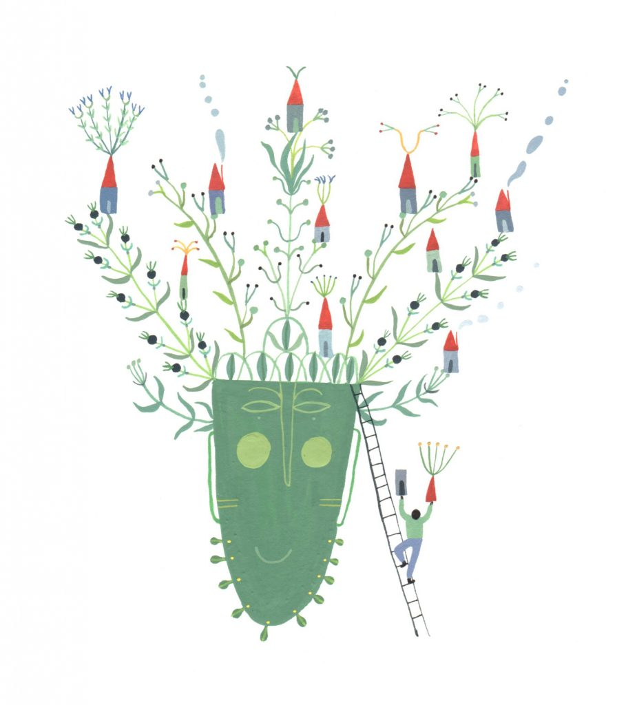 chloe almeras bologna children's book fair andersen