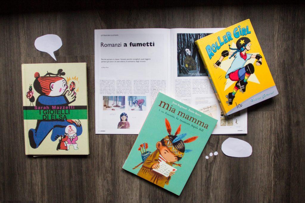 fumetti per ragazzi andersen