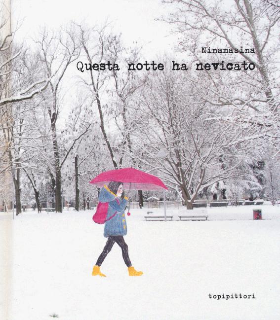 finalista premio andersen 2018 questa notte ha nevicato